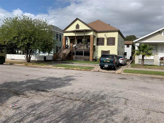 3718 Avenue M 1/2, Galveston, TX 77550 (MLS #73595179) :: Homemax Properties