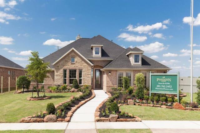8323 Summer Breeze Lane, Rosenberg, TX 77469 (MLS #73606106) :: Fairwater Westmont Real Estate