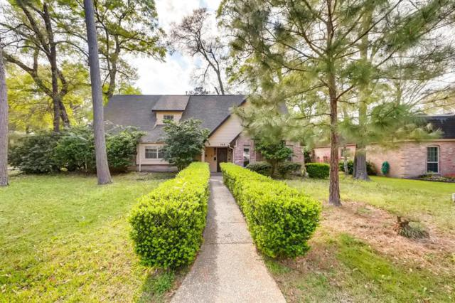 588 Woodstock Lane, Conroe, TX 77302 (MLS #73621842) :: Connect Realty