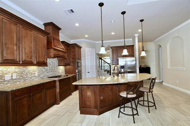 17303 Blanton Forest Drive, Humble, TX 77346 (MLS #73624204) :: Caskey Realty