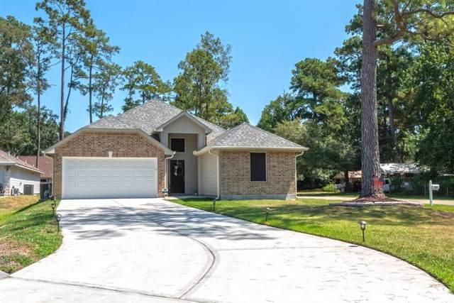 1303 Beech Drive, Conroe, TX 77385 (MLS #73624280) :: The Home Branch