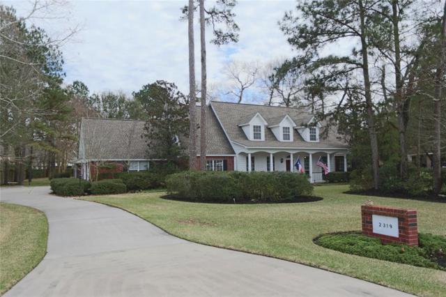 2319 Timberknob Court, Magnolia, TX 77355 (MLS #73626619) :: Giorgi Real Estate Group