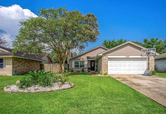 4422 Saffron Lane, Friendswood, TX 77546 (MLS #73628206) :: Texas Home Shop Realty