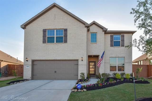 6103 Ithaca Glen Lane, Katy, TX 77493 (#73632039) :: ORO Realty