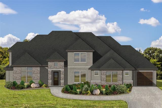 205 Reata Creek Drive, Hempstead, TX 77445 (MLS #73634869) :: The Queen Team