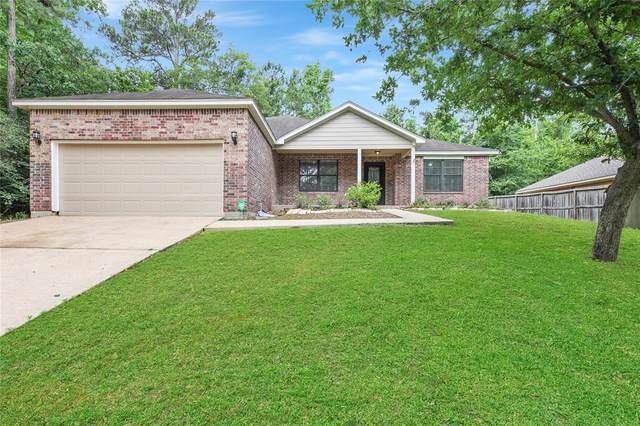 12142 Mustang Avenue, Willis, TX 77378 (MLS #73645722) :: Ellison Real Estate Team
