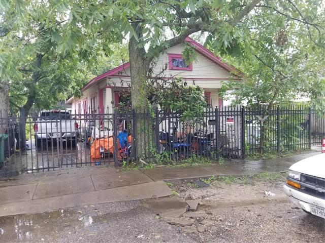 1006 Panama Street, Houston, TX 77009 (MLS #73652179) :: All Cities USA Realty