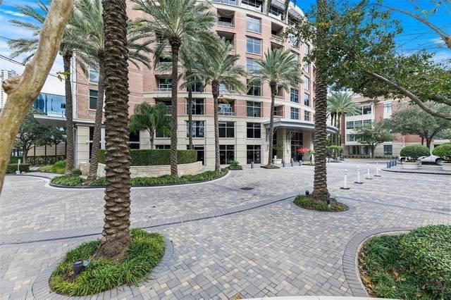 1901 Post Oak Boulevard #4604, Houston, TX 77056 (MLS #73657709) :: My BCS Home Real Estate Group