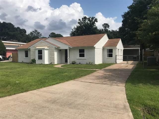 10047 Timberoak Drive, Houston, TX 77080 (MLS #73663800) :: The Property Guys