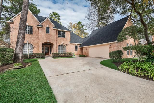 95 Split Rock Road, The Woodlands, TX 77381 (MLS #73672031) :: Krueger Real Estate