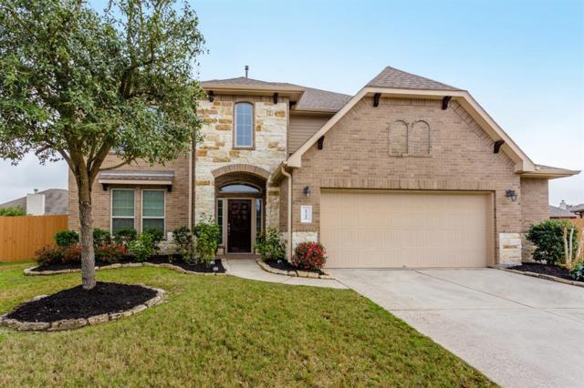 2732 Villa Pisa Lane, League City, TX 77573 (MLS #73674177) :: The Kevin Allen Jones Home Team