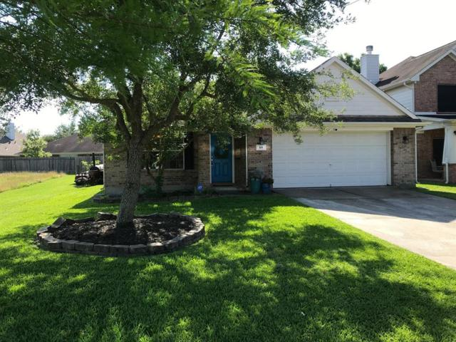 101 Rocky Cove Lane, Dickinson, TX 77539 (MLS #73681680) :: The Heyl Group at Keller Williams