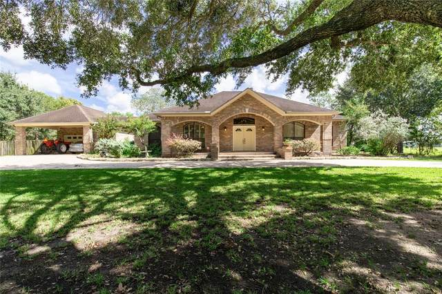 1833 Stone Road, Pearland, TX 77581 (MLS #73682267) :: Caskey Realty
