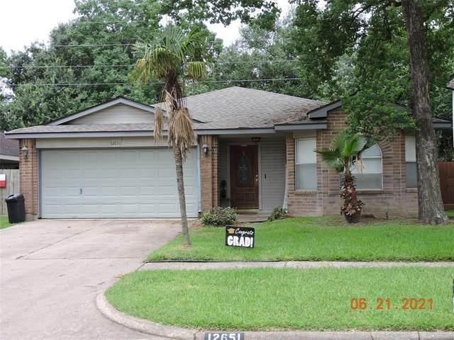 12651 Timbermeadow Drive, Houston, TX 77070 (MLS #73682920) :: The Property Guys