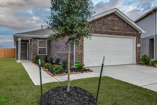 5262 Tall Tower Street, Katy, TX 77493 (MLS #73708708) :: The SOLD by George Team