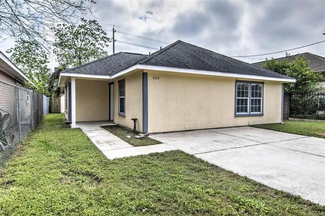 8105 Lawler Street, Houston, TX 77051 (MLS #73716863) :: Giorgi Real Estate Group