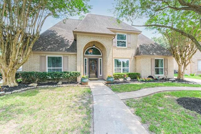 7722 Penrose Point Drive, Houston, TX 77095 (MLS #73721052) :: The Bly Team