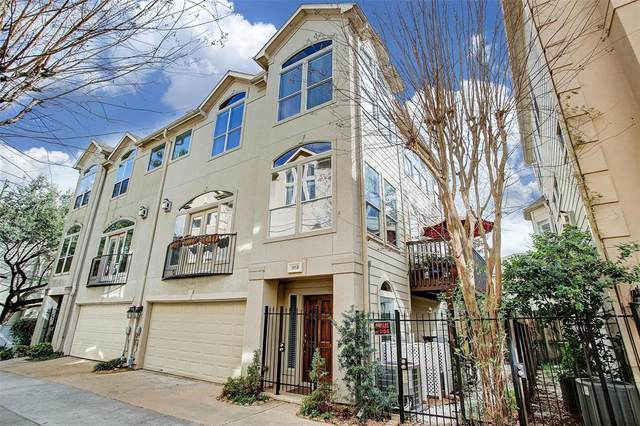105 Detering Street B, Houston, TX 77007 (MLS #73722418) :: Green Residential
