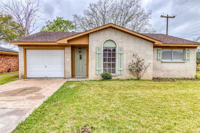 1706 Linwood Drive, Wharton, TX 77488 (MLS #73732159) :: Magnolia Realty