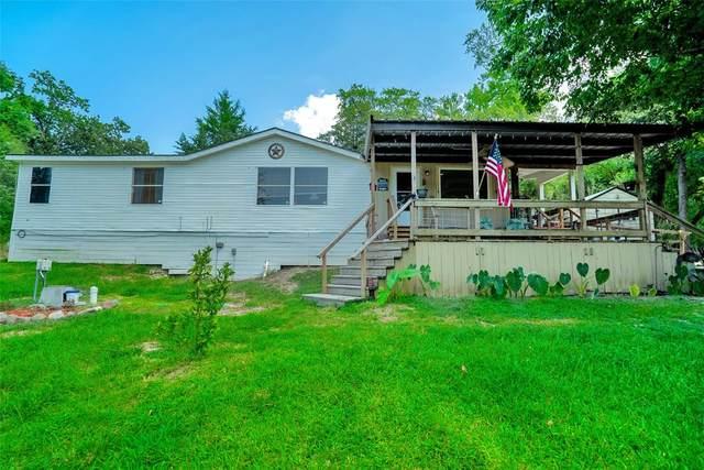 4 S Lake Drive, Huntsville, TX 77320 (MLS #73742089) :: Caskey Realty