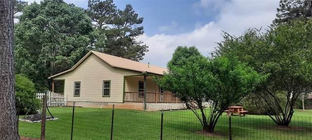 533 Milner Road, Livingston, TX 77351 (MLS #73742136) :: The SOLD by George Team