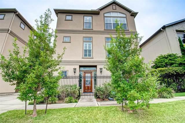 4506 Feagan Street A, Houston, TX 77007 (MLS #7374374) :: The Freund Group