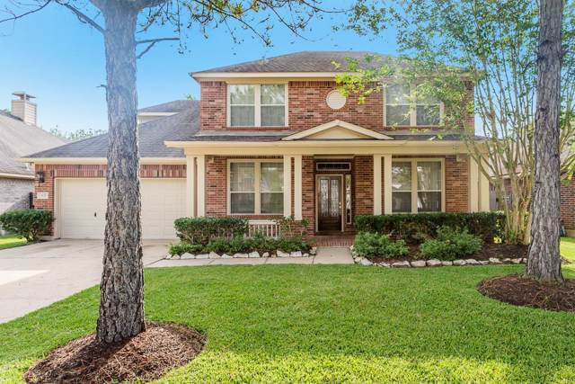 3127 Millbrook Drive, Pearland, TX 77584 (MLS #73748064) :: Green Residential