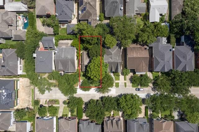3809 Marquette Street, Houston, TX 77005 (MLS #73763185) :: Guevara Backman
