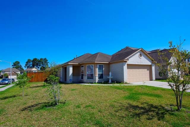9801 Hyacinth Way, Conroe, TX 77385 (MLS #73766866) :: Lisa Marie Group | RE/MAX Grand