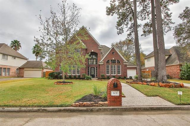 3431 Rolling Terrace Drive, Spring, TX 77388 (MLS #7377097) :: The Freund Group