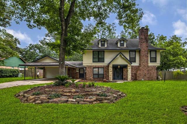 2338 Whispering Pines Street, New Caney, TX 77357 (MLS #73779564) :: The SOLD by George Team