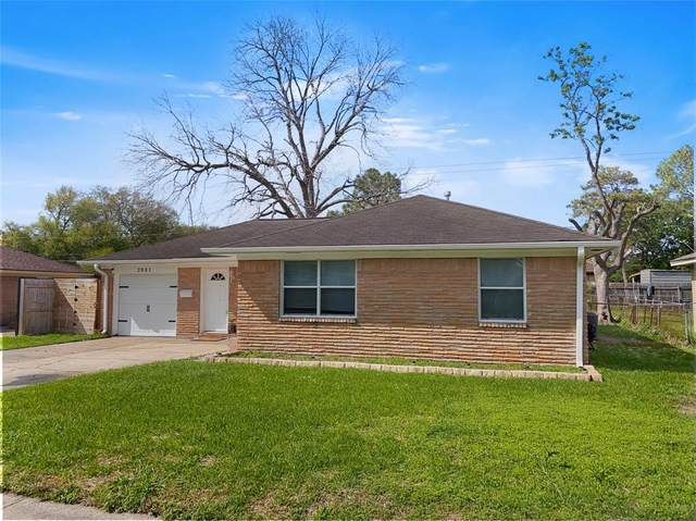 2001 Kingsdale Drive, Deer Park, TX 77536 (MLS #73797252) :: Ellison Real Estate Team