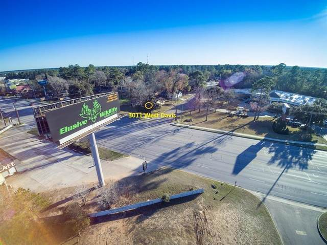 3011 W Davis Street, Conroe, TX 77304 (MLS #73798610) :: Giorgi Real Estate Group