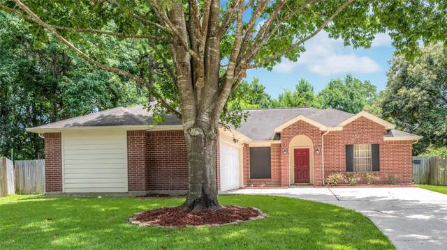 21729 Holly Leaf Court, Porter, TX 77365 (MLS #73813691) :: The SOLD by George Team