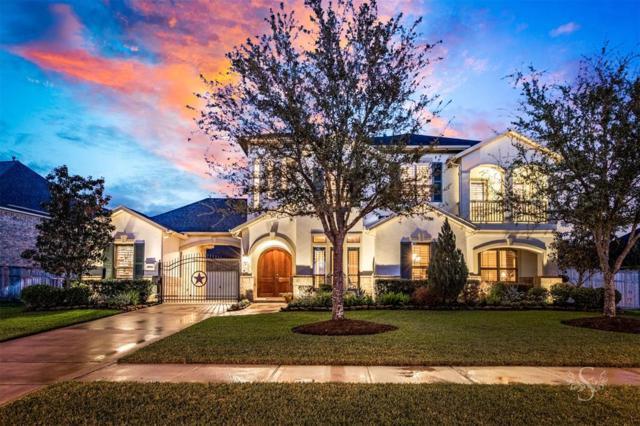 5815 Evening Oaks Lane, Fulshear, TX 77441 (MLS #73813707) :: The Home Branch