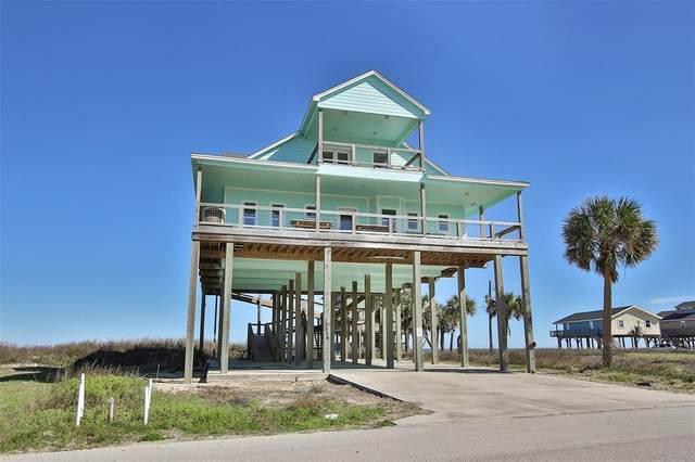 13026 Jolly Roger Drive, Freeport, TX 77541 (MLS #73814303) :: Ellison Real Estate Team
