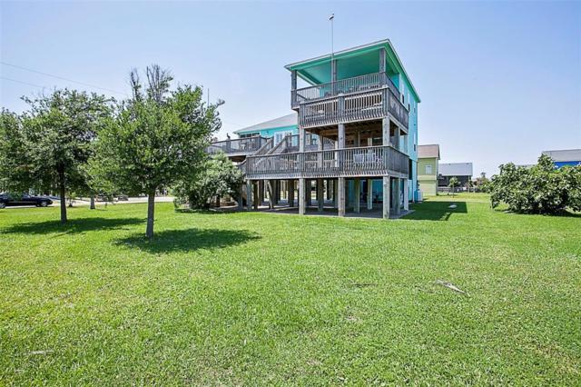 868 Surfview, Crystal Beach, TX 77650 (MLS #73818556) :: Texas Home Shop Realty