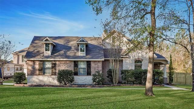 6926 Nickaburr Creek Drive, Magnolia, TX 77354 (MLS #73824337) :: The Bly Team