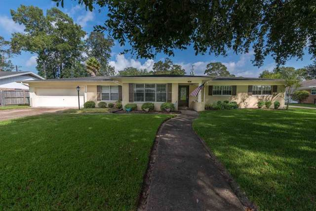 3570 Kenwood Drive, Beaumont, TX 77706 (MLS #73825351) :: The Jill Smith Team