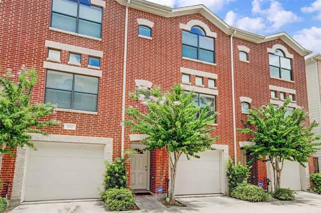 11315 Main Street #103, Houston, TX 77025 (MLS #73832839) :: Giorgi Real Estate Group