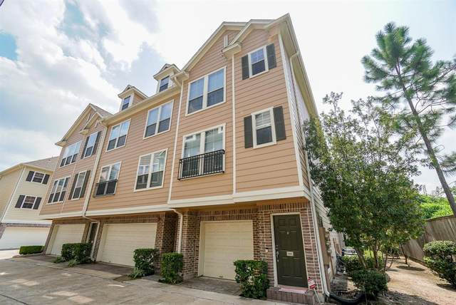 3001 Murworth Drive #1603, Houston, TX 77025 (MLS #73835523) :: All Cities USA Realty