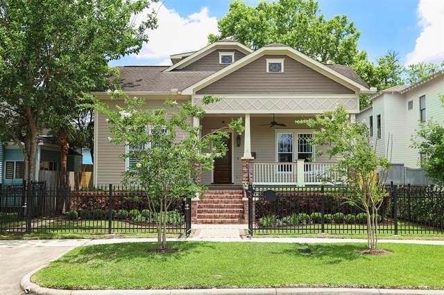 1636 Arlington Street, Houston, TX 77008 (MLS #73845254) :: Green Residential