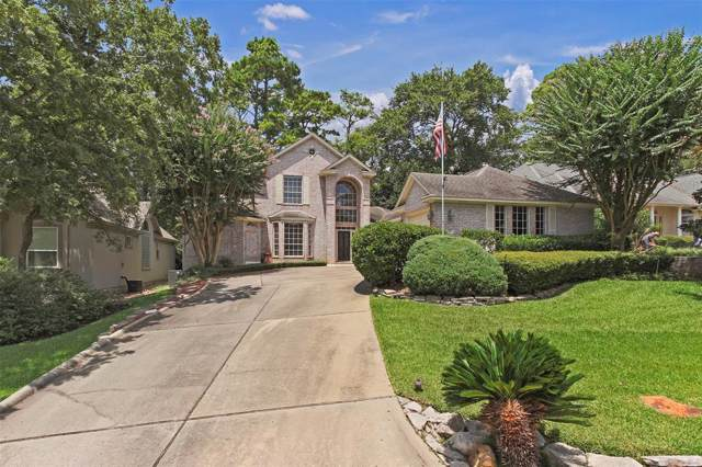 27 Melrose Drive, Montgomery, TX 77356 (MLS #73848462) :: The Home Branch