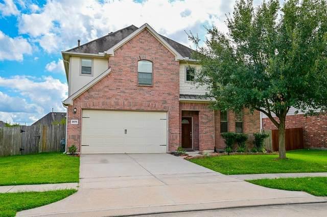 24711 Nautical Mile Lane, Katy, TX 77494 (MLS #73849648) :: The Home Branch