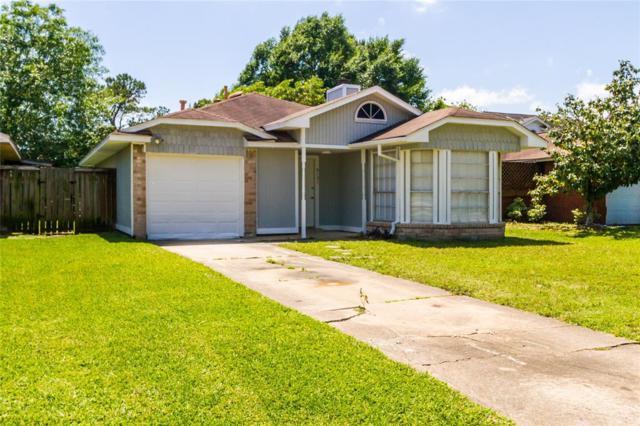 9151 Golden Sunshine Drive, Houston, TX 77064 (MLS #73857889) :: Texas Home Shop Realty