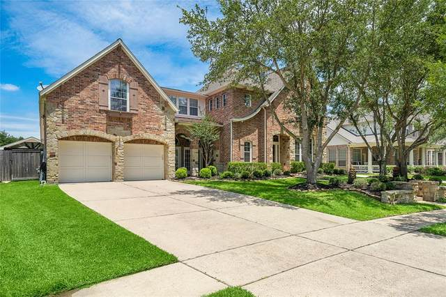 7306 Rolling Knoll, Katy, TX 77494 (#73863647) :: ORO Realty