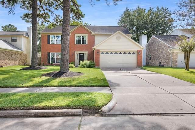 16011 Autumn Falls Lane, Houston, TX 77095 (MLS #73866625) :: My BCS Home Real Estate Group