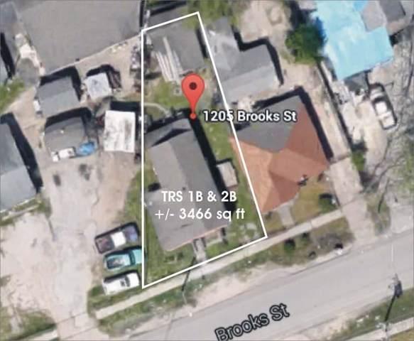 1205 Brooks Street, Houston, TX 77009 (MLS #73868032) :: The Heyl Group at Keller Williams