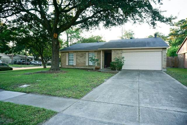 2631 Lark Lane, Humble, TX 77396 (MLS #73870048) :: All Cities USA Realty