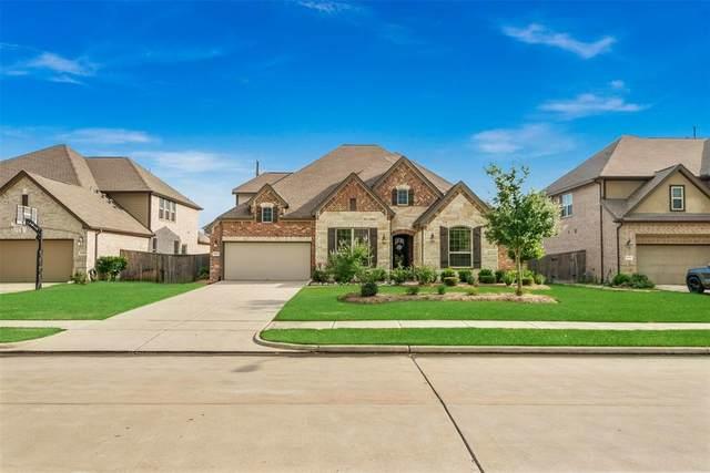 6322 Sunstone Falls Lane, Katy, TX 77493 (#73878585) :: ORO Realty